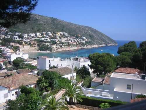 Alicante, North Costa Blanca, El Portet, Moraira